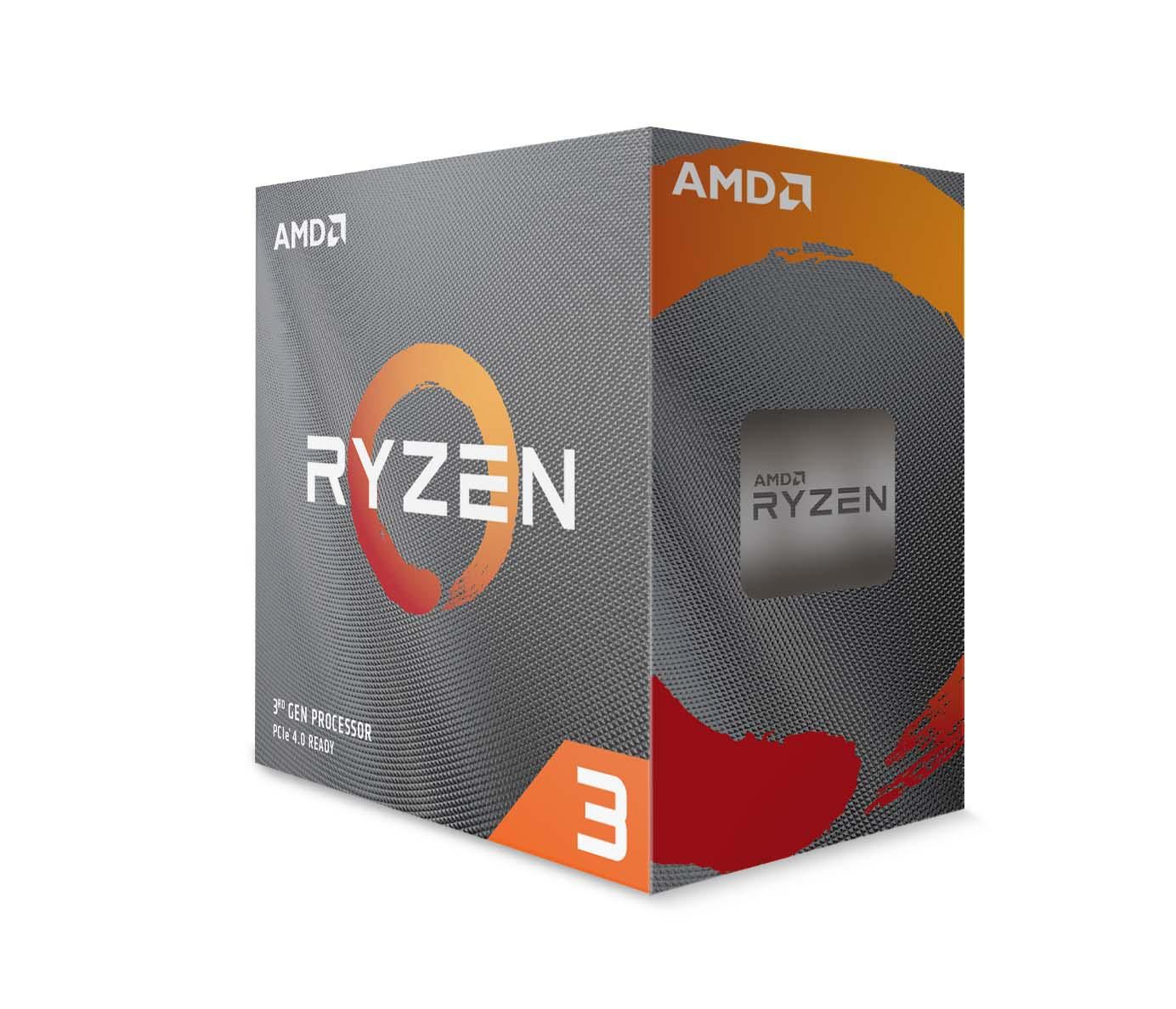 AMD Ryzen 3 3100 3.6 GHz Quad-Core Processor