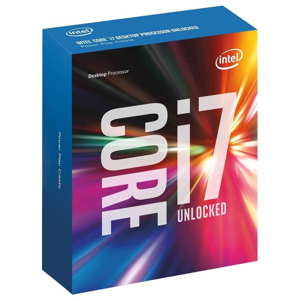 Intel Core i7-6700K 4 GHz Quad-Core Processor