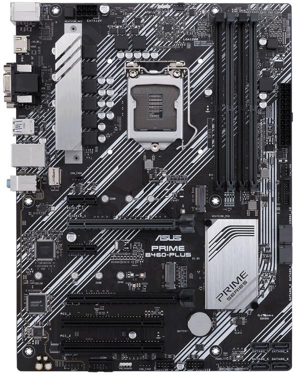 Asus PRIME B460-PLUS ATX LGA1200 Motherboard
