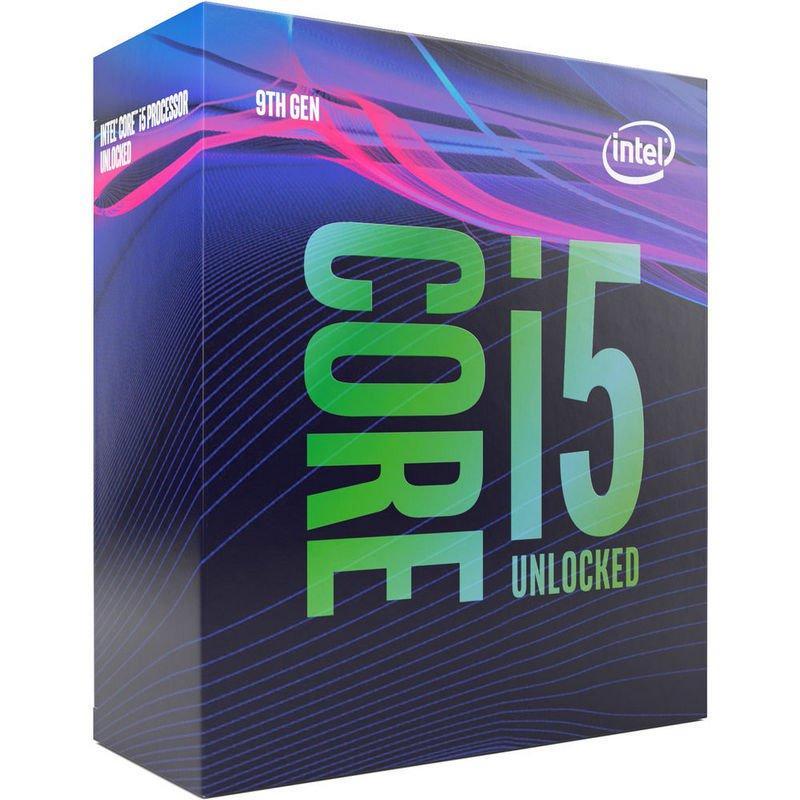 Intel Core i5-9600KF 3.7 GHz 6-Core Processor