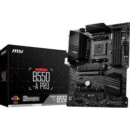 MSI B550-A PRO ATX AM4 Motherboard