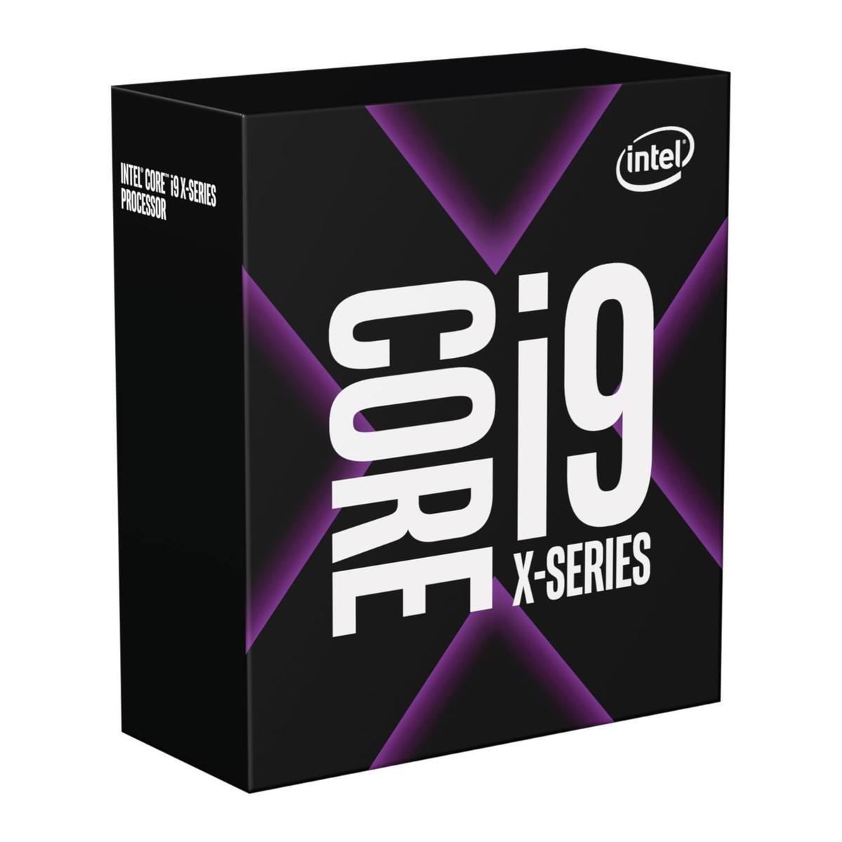 Intel Core i9-10940X 3.3 GHz 14-Core Processor