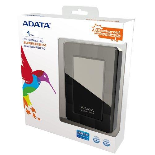 ADATA SH14 1 TB External Hard Drive
