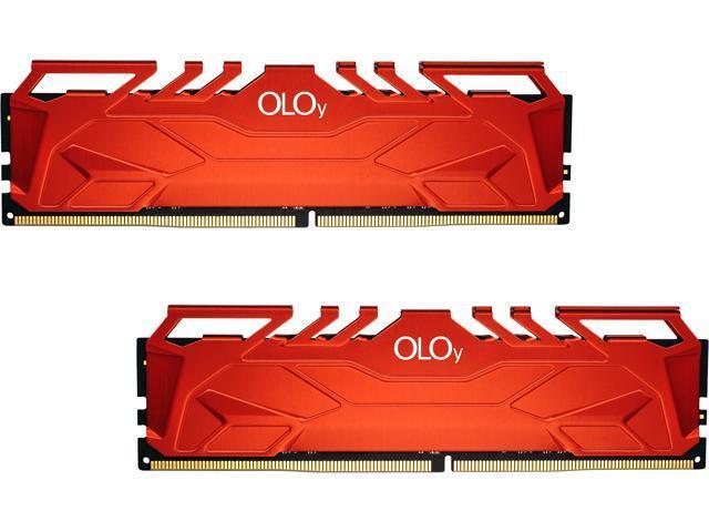 OLOy 16 GB (2 x 8 GB) DDR4-3200 CL16 Memory