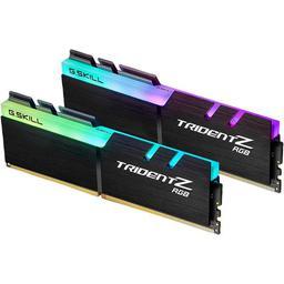 G.Skill Trident Z RGB 64 GB (2 x 32 GB) DDR4-3600 CL18 Memory
