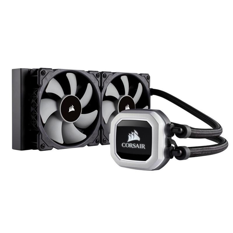 Corsair H100i PRO 75 CFM Liquid CPU Cooler