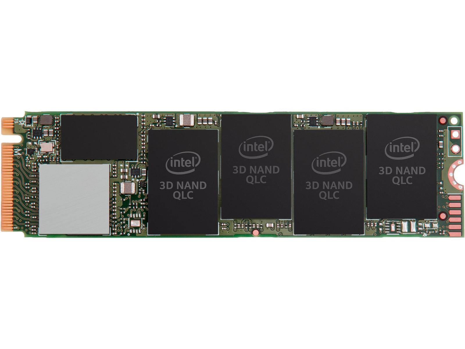 Intel 660p Series 1.02 TB M.2-2280 NVME Solid State Drive