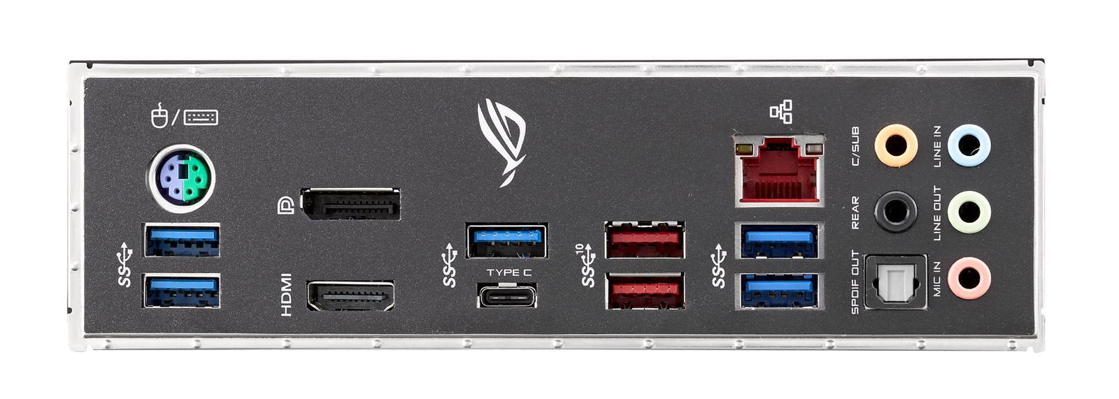 Asus ROG STRIX X470-F Gaming ATX AM4 Motherboard