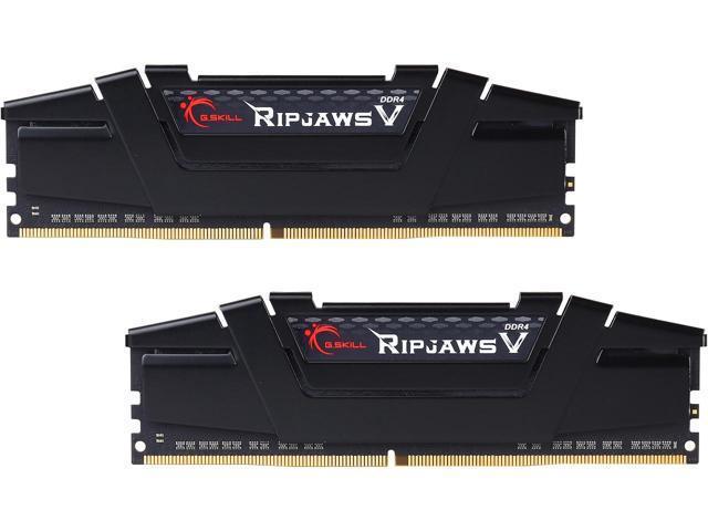 G.Skill Ripjaws V 16 GB (2 x 8 GB) DDR4-3600 CL18 Memory