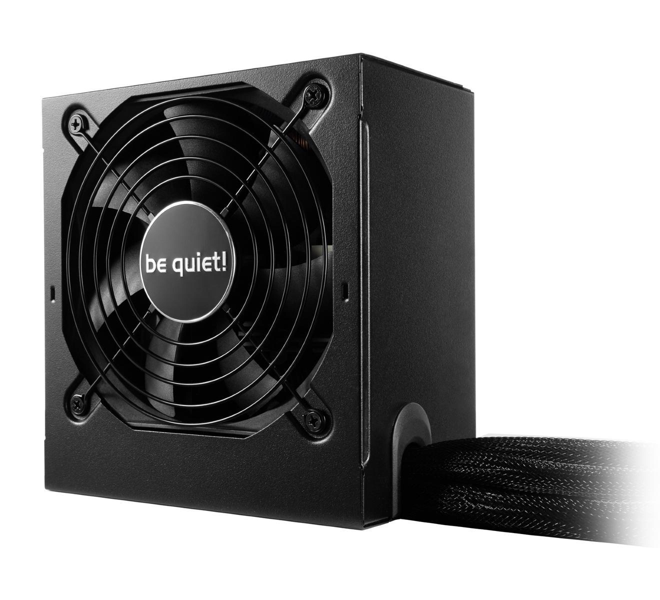 be quiet! System Power 9 500 W 80+ Bronze Certified ATX Power Supply