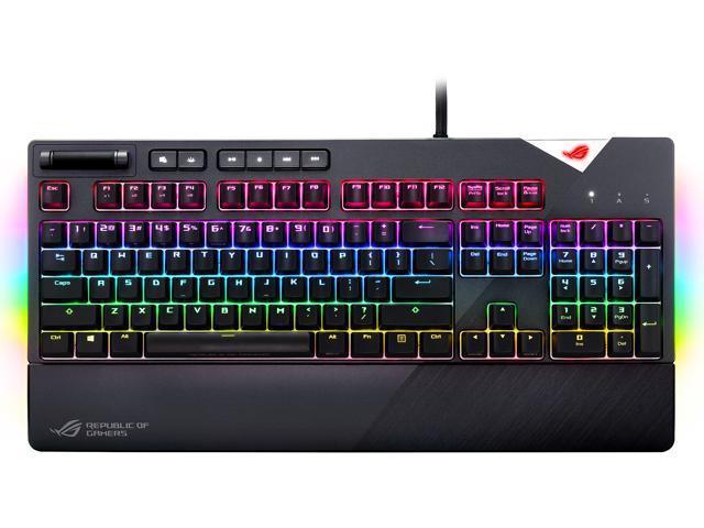 Asus ROG Strix Flare RGB Wired Gaming Keyboard