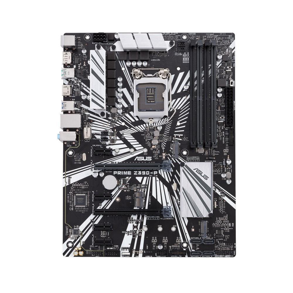 Asus PRIME Z390-P ATX LGA1151 Motherboard