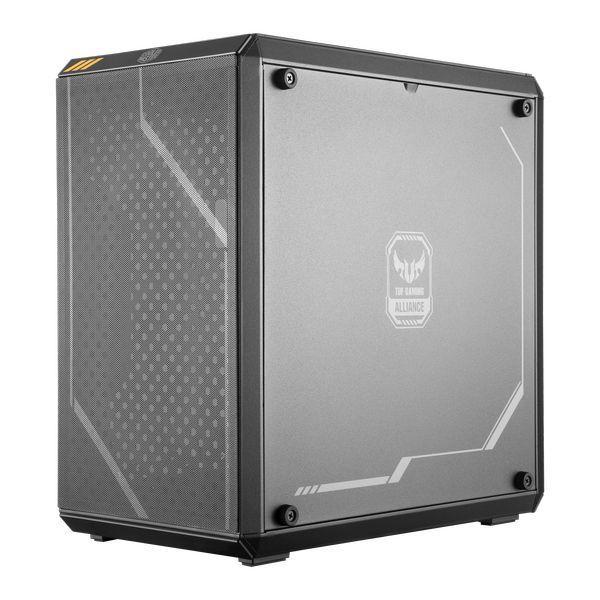 Cooler Master MasterBox Q300L TUF Gaming Edition MicroATX Mini Tower Case