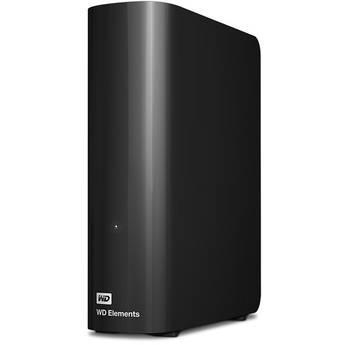 Western Digital Elements 12 TB External Hard Drive