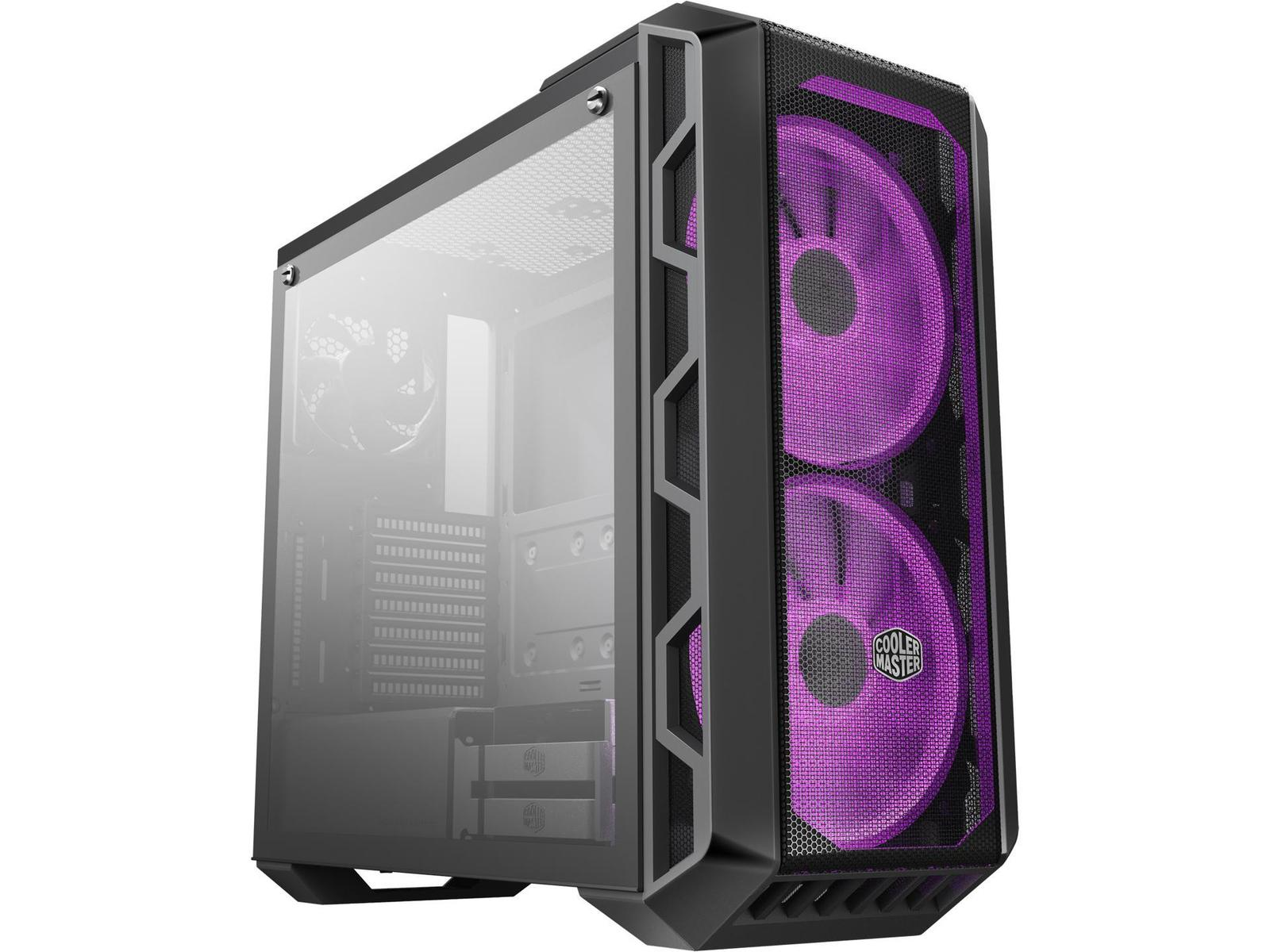 Cooler Master MasterCase H500 ATX Mid Tower Case