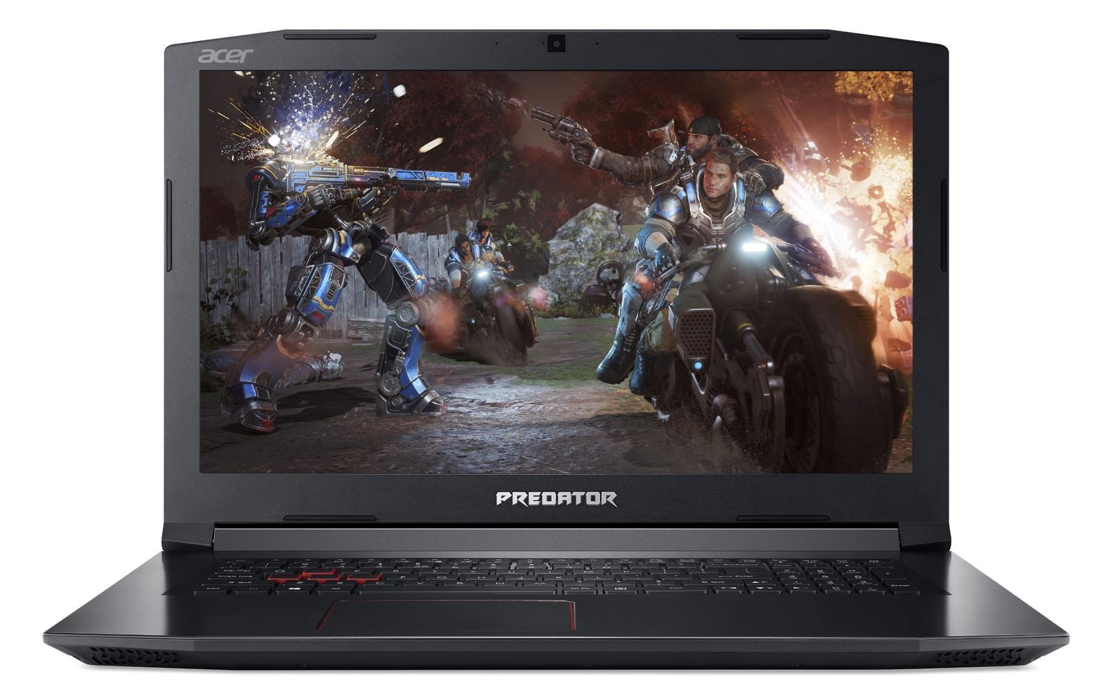 "Acer Predator Helios 300 17.3"" 1920 x 1080 Core i7-9750H 2.6 GHz 8 GB Memory 512 GB NVME SSD Storage Laptop"