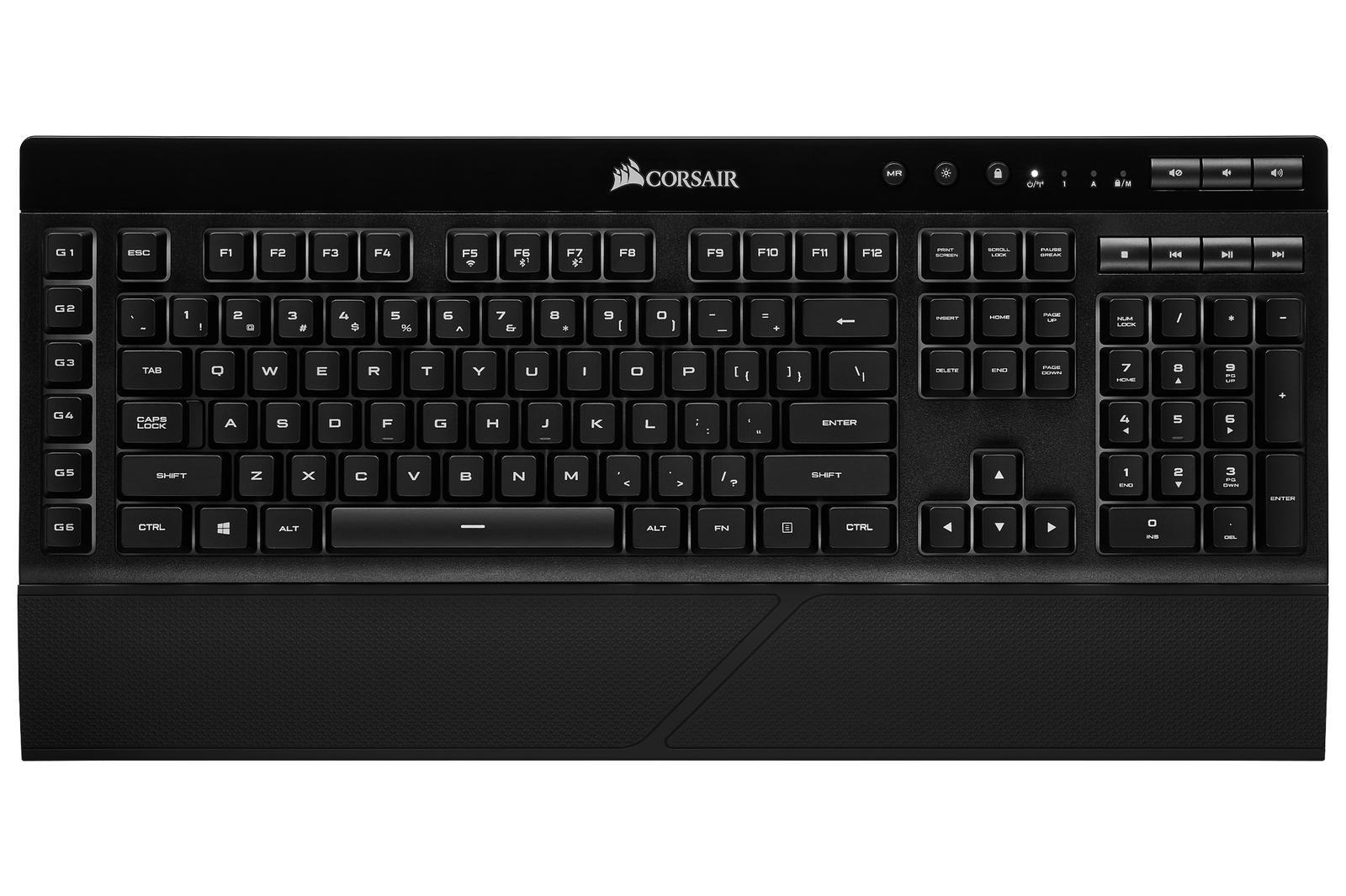 Corsair K57 RGB Bluetooth Wireless Gaming Keyboard