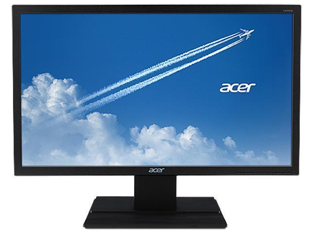 """Acer V206WQL b 19.5"""" 1440x900 60 Hz Monitor"""