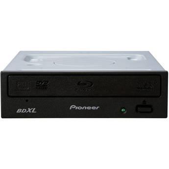 Pioneer BDR-209DBK Blu-Ray/DVD/CD Writer