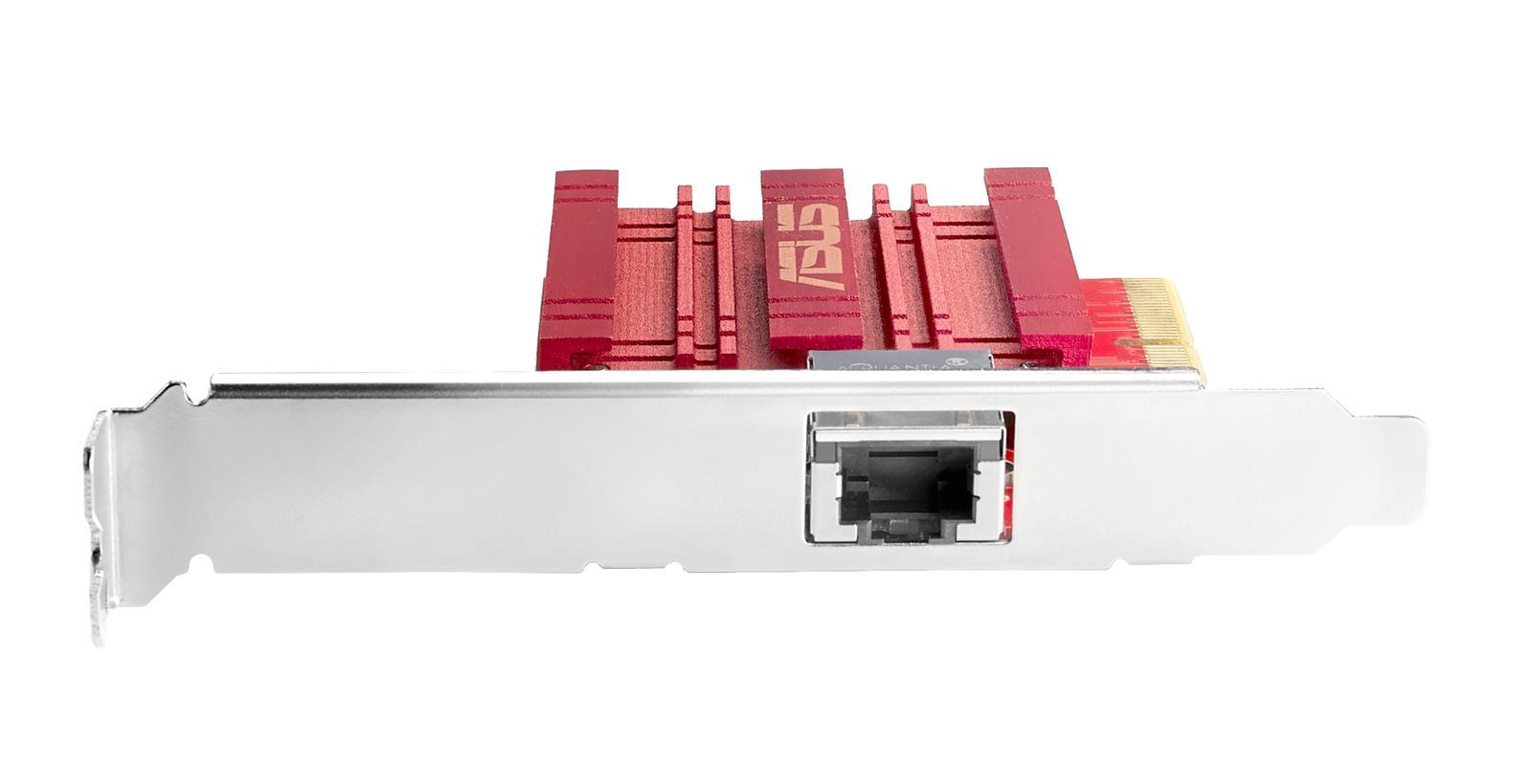 Asus XG-C100C PCIe x4 10 Gbit/s Network Adapter