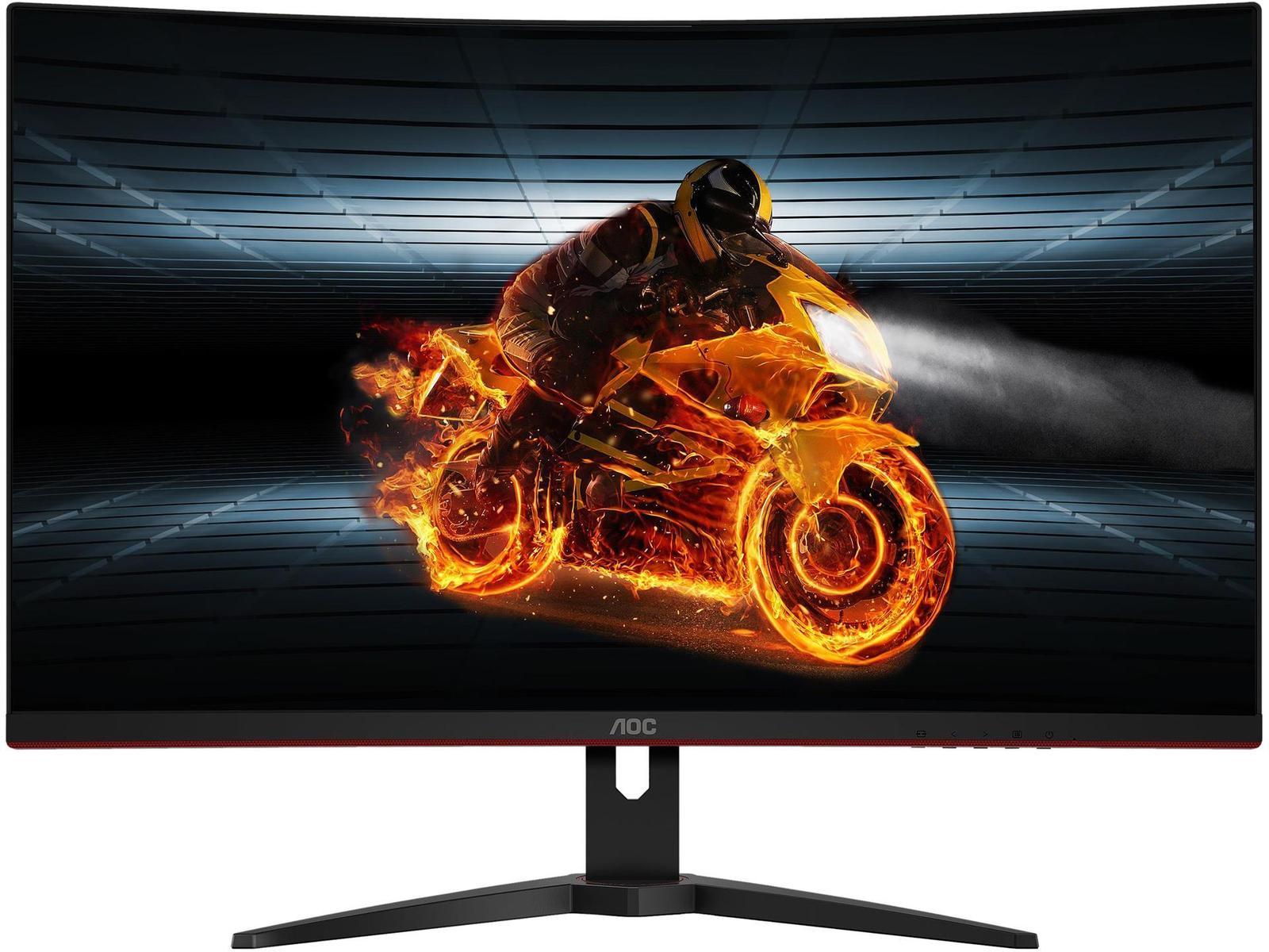 "AOC C32G1 31.5"" 1920x1080 144 Hz Monitor"