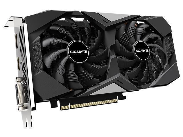 Gigabyte GeForce GTX 1650 SUPER 4 GB WINDFORCE OC Video Card