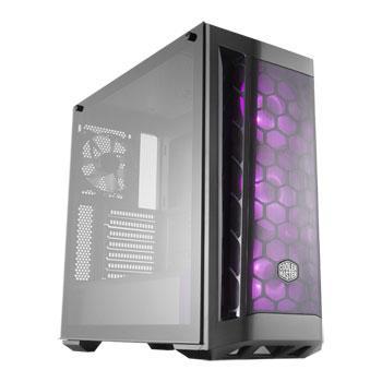 Cooler Master MasterBox MB511 RGB ATX Mid Tower Case