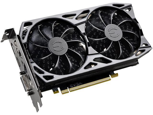 EVGA GeForce RTX 2060 6 GB KO ULTRA GAMING Video Card