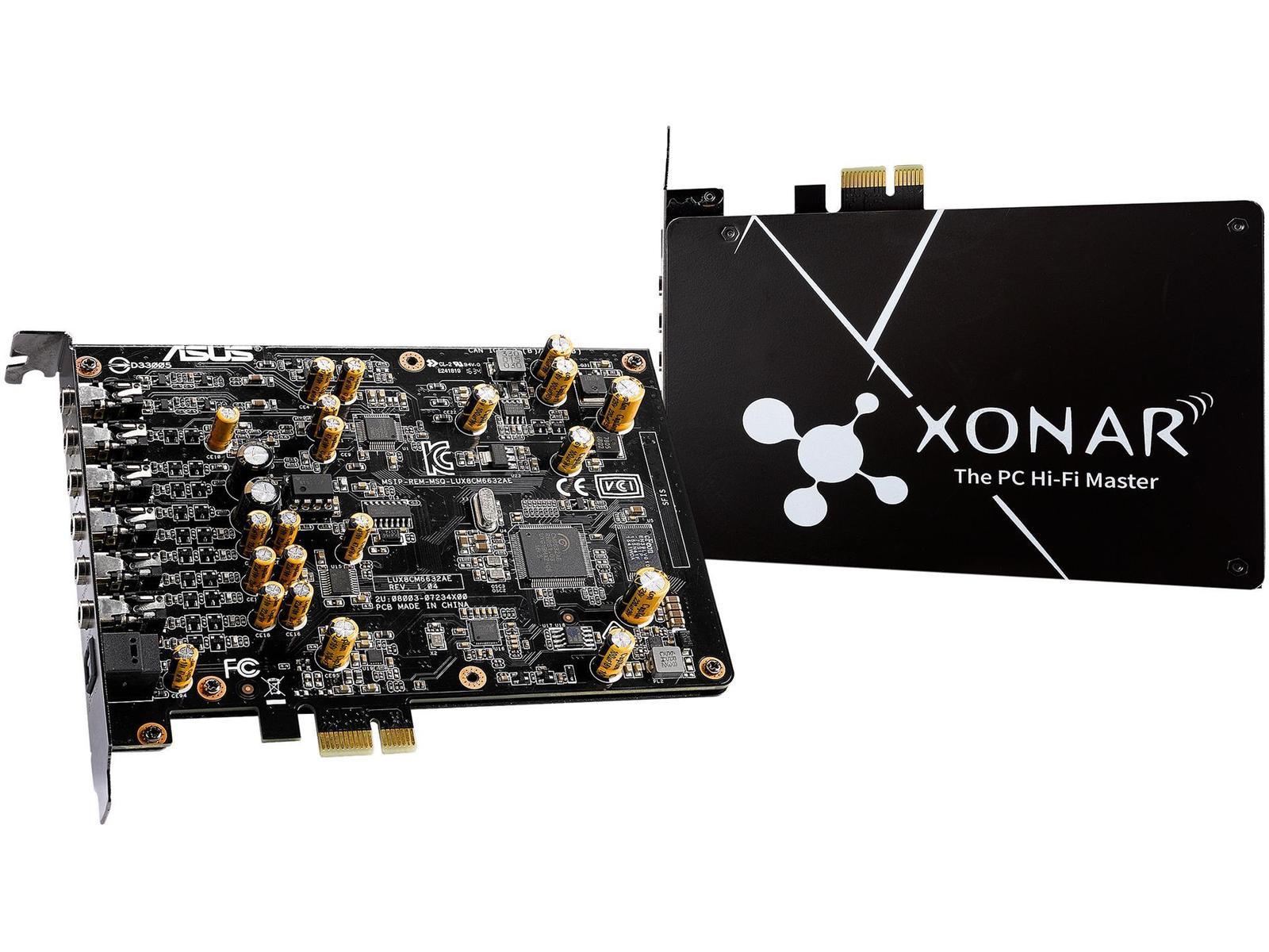 Asus Xonar AE 24-bit 192 kHz Sound Card