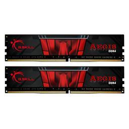 G.Skill Aegis 16 GB (2 x 8 GB) DDR4-3200 CL16 Memory