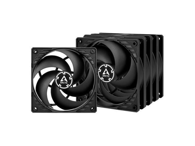 ARCTIC P12 PST 56.3 CFM 120 mm Fans 5-Pack