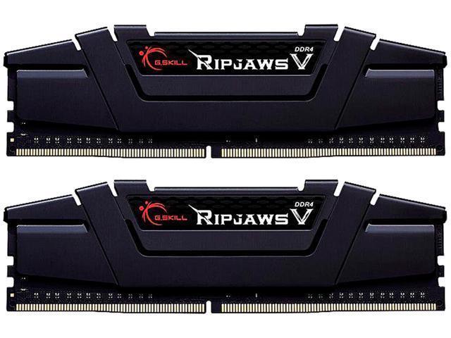 G.Skill Ripjaws V 16 GB (2 x 8 GB) DDR4-3600 CL16 Memory