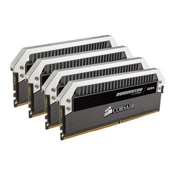 Corsair Dominator Platinum 64 GB (4 x 16 GB) DDR4-2400 CL15 Memory