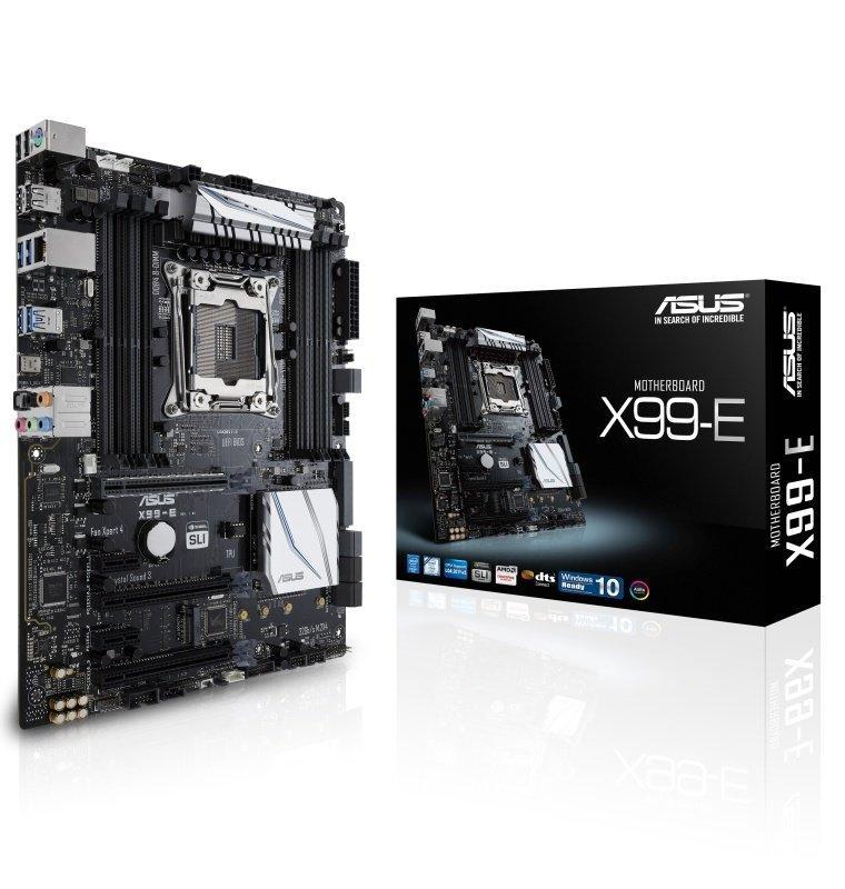 Asus X99-E ATX LGA2011-3 Motherboard