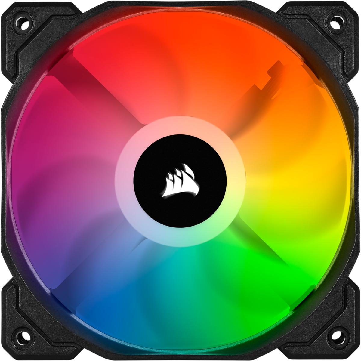 Corsair iCUE SP120 RGB Pro 52 CFM 120 mm Fan