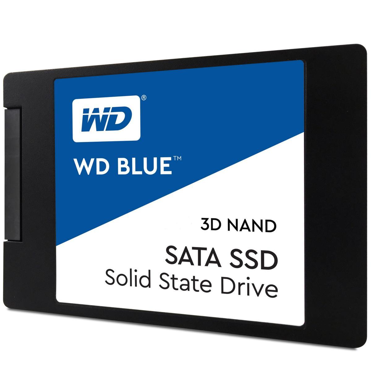 "Western Digital Blue 1 TB 2.5"" Solid State Drive"