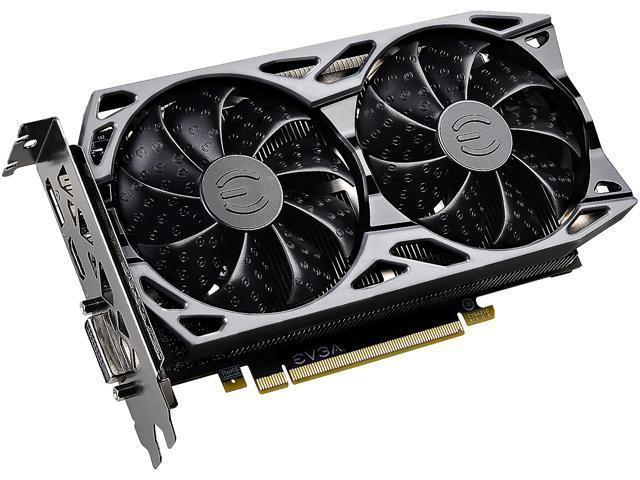 EVGA GeForce RTX 2060 6 GB KO GAMING Video Card
