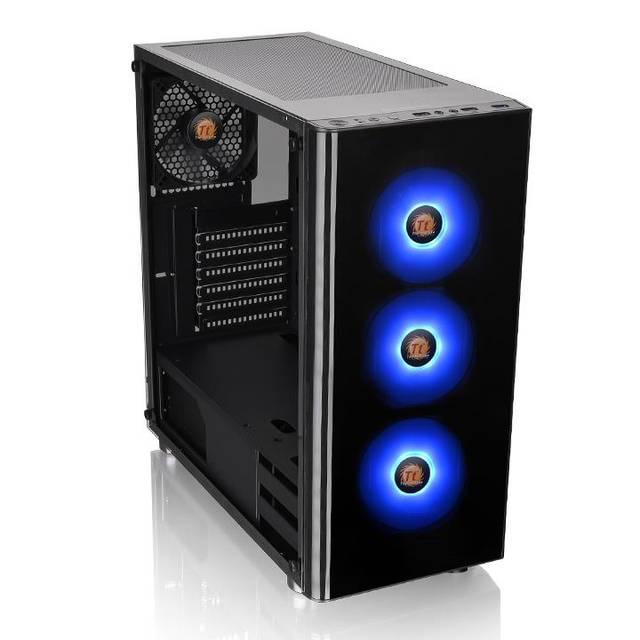 Thermaltake V200 RGB ATX Mid Tower Case
