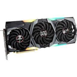 MSI GeForce RTX 2080 SUPER 8 GB GAMING X TRIO Video Card