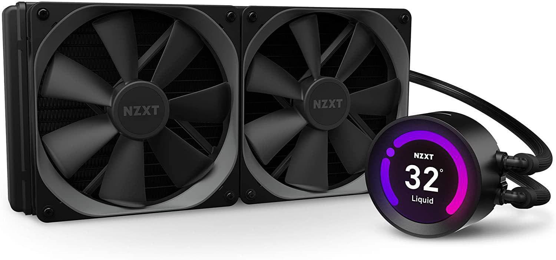 NZXT Kraken Z63 98.17 CFM Liquid CPU Cooler