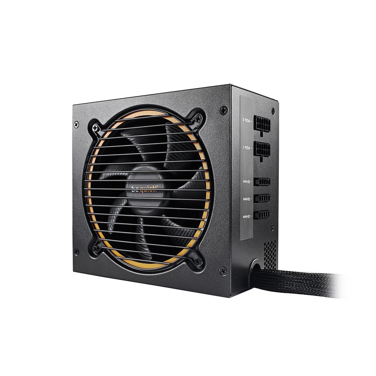 be quiet! Pure Power 11 CM 500 W 80+ Gold Certified Semi-modular ATX Power Supply