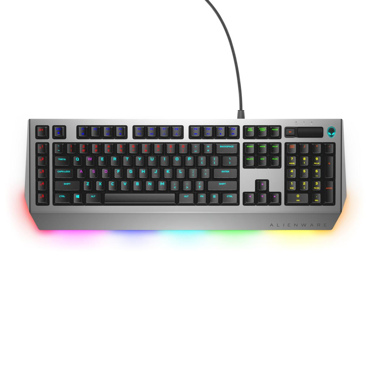 Alienware AW768 RGB Wired Gaming Keyboard