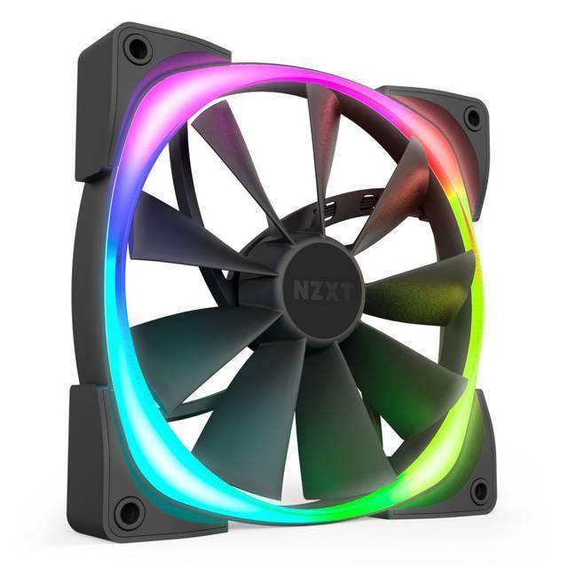 NZXT AER RGB 2 52.44 CFM 120 mm Fan