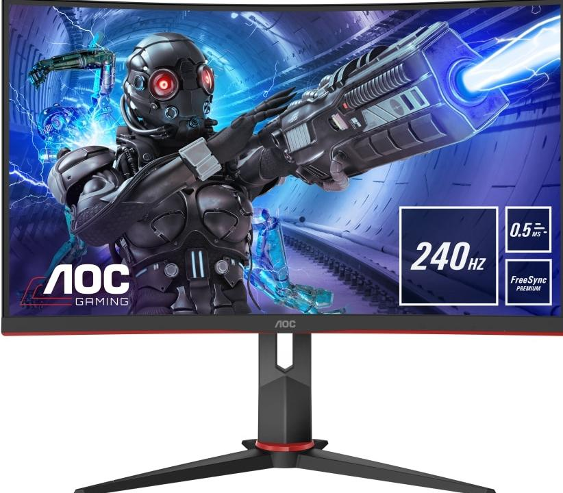"AOC C27G2ZE/BK 27.0"" 1920x1080 240 Hz Monitor"