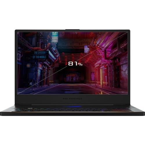 "Asus ROG Zephyrus S GX701 17.3"" 1920 x 1080 144 Hz Core i7-9750H 2.6 GHz 32 GB Memory 1 TB NVME SSD Storage Laptop"