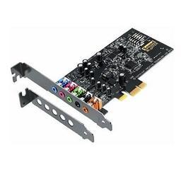 Creative Labs Sound Blaster Audigy Fx 192 kHz Sound Card