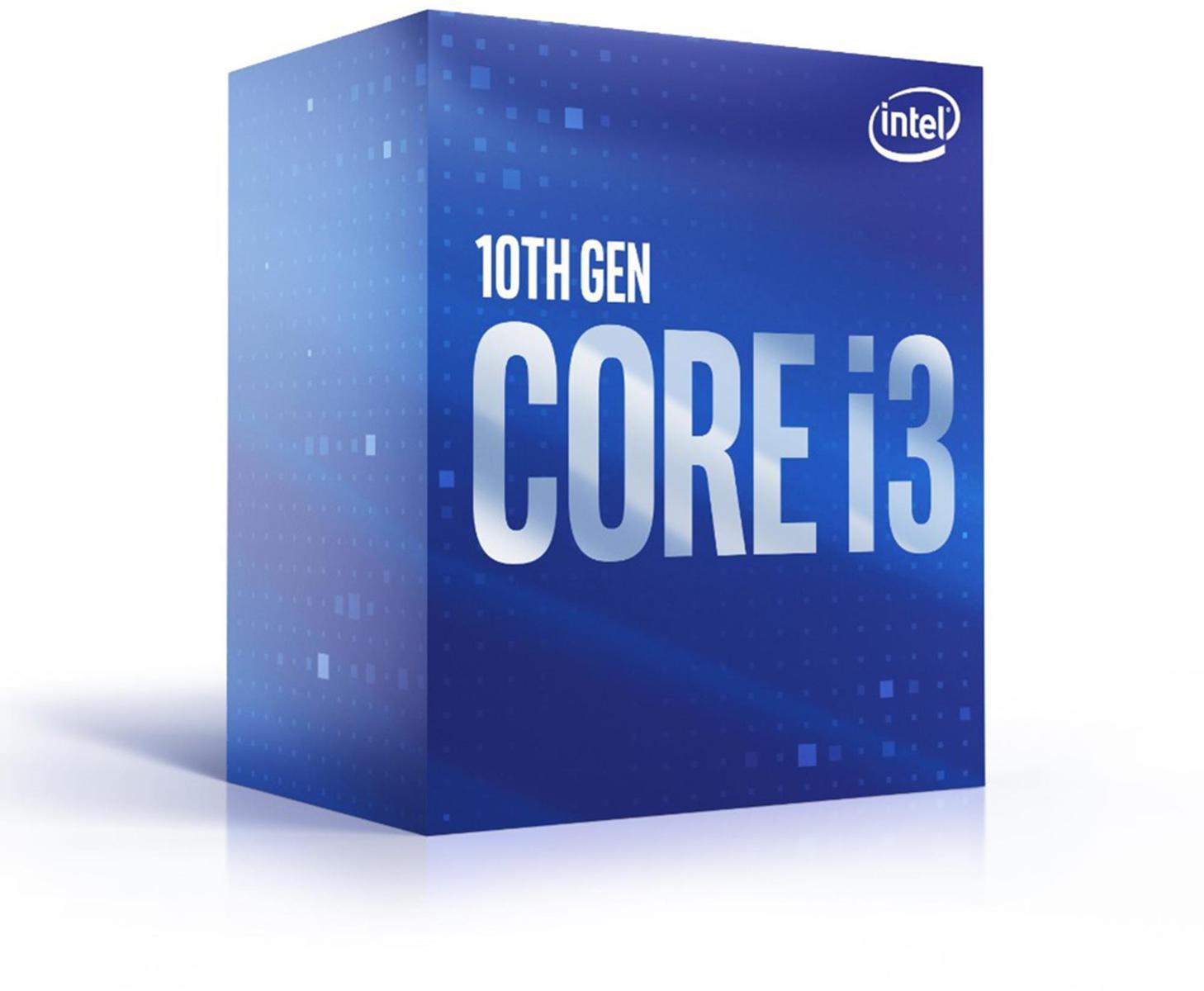 Intel Core i3-10100 3.6 GHz Quad-Core Processor