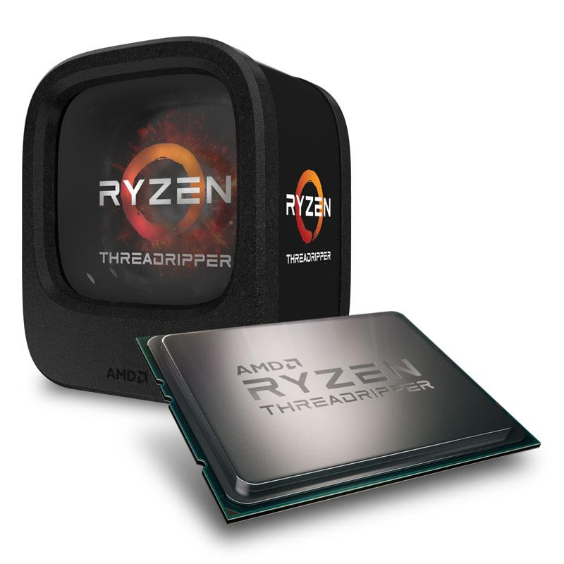 AMD Threadripper 1900X 3.8 GHz 8-Core Processor
