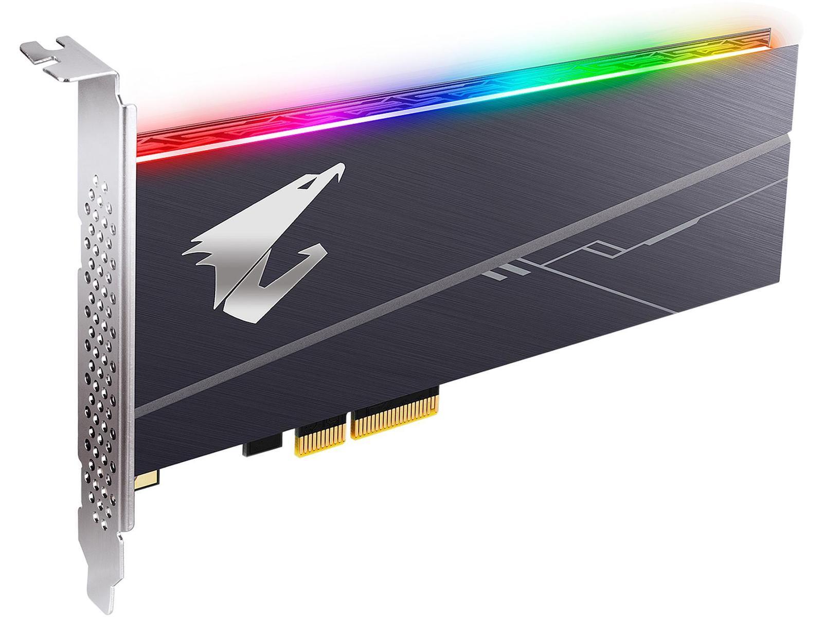 Gigabyte AORUS 1 TB PCI-E NVME Solid State Drive