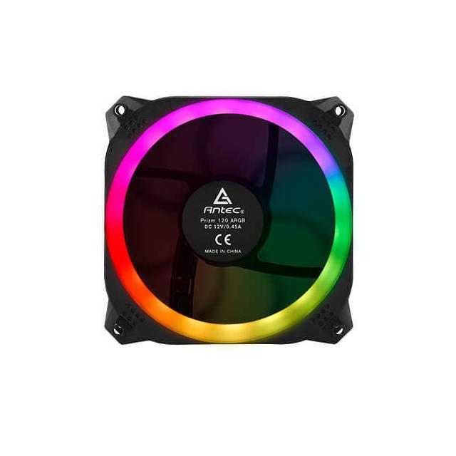 Antec Prizm 5+C 45.03 CFM 120 mm Fans 5-Pack